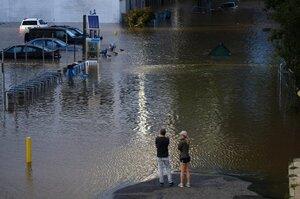 «Погодний катаклізм історичних масштабів»: Нью-Йорк затопило, в місті введено режим НС