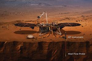 Марсохід Perseverance добув перший зразок грунту на Марсі