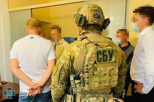 СБУ викрила на хабарі депутата та посадовців Полтавської міськради