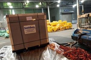 Україна отримала ліки проти коронавірусу зі США загальною вартістю $20 млн