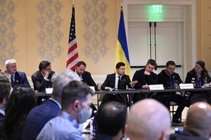 Зеленський на зустрічі в Сан-Франциско закликав інвесторів і венчурні фонди співпрацювати з Україною