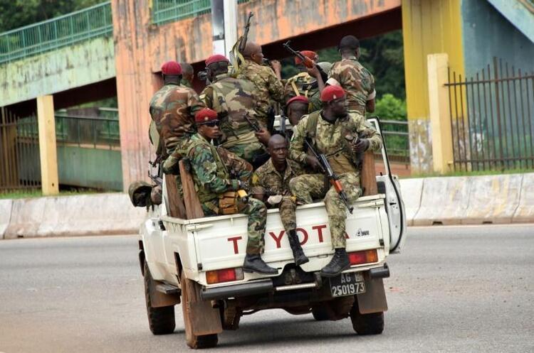 Третій путч у Західній Африці: особливості військового перевороту в Гвінеї