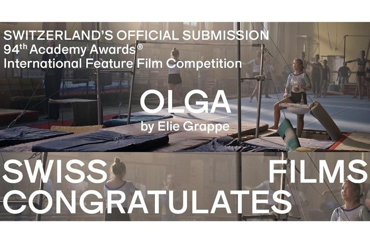 Швейцарія висунула на «Оскар» фільм «Ольга» про українську гімнастку і Майдан