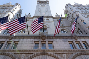 Трамп задумався про продаж свого готелю в Вашингтоні
