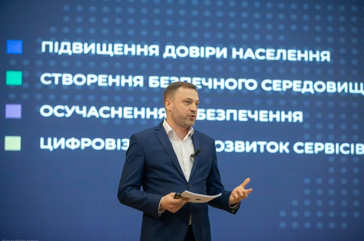 МВС почне закуповувати електрокари для патрульної поліції – Монастирський