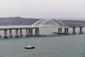 Кабмін підготував санкції проти осіб, пов'язаних з будівництвом і експлуатацією Керченського моста