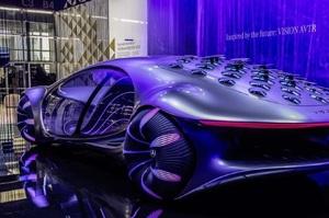 Mercedes показала концепт автомобіля, який читає думки