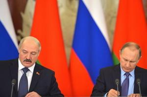Росія і Білорусь створять об'єднаний ринок газу в рамках Союзної держави