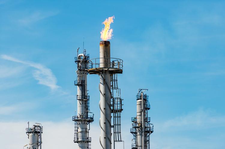 Газ у Європі подорожчав до $737 за тисячу кубометрів