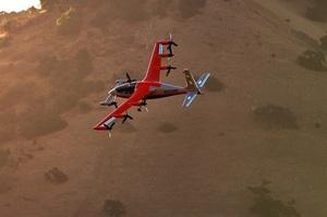 Засновник Kitty Hawk стане першим пасажиром в тестовому польті свого електролітака