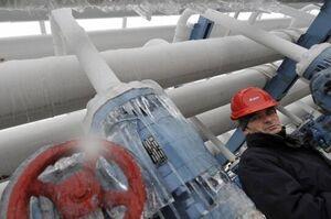 Ціна на газ у Європі подолала $850 за тисячу кубометрів