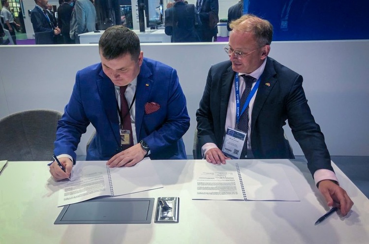 «Укроборонпром» співпрацюватиме з британською Babcock щодо військових кораблів