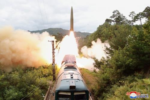 КНДР заявила про запуск балістичної ракети з потяга