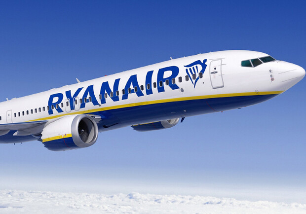 Ryanair анонсував «агресивну експансію» в Україну