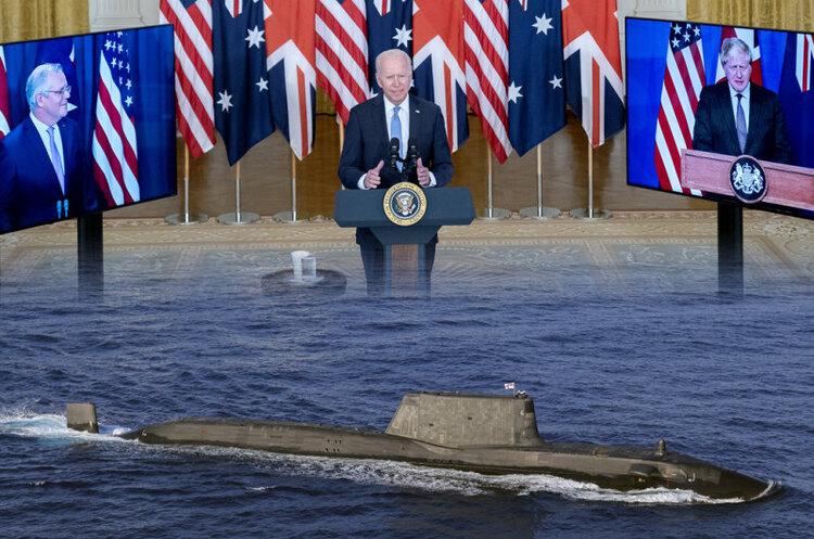 Европа за бортом: чем плох «субмаринный» альянс США, Австралии и Британии