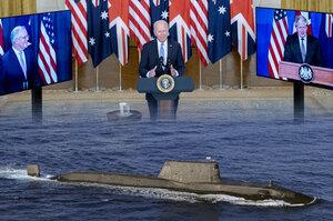 Європа за бортом: чим поганий «субмаринний» альянс США, Австралії та Британії