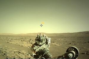 NASA створило сайт, на якому можна стежити за вивченням Марса ровером Perseverance