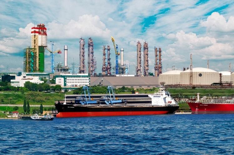 Одеський припортовий завод зупинився