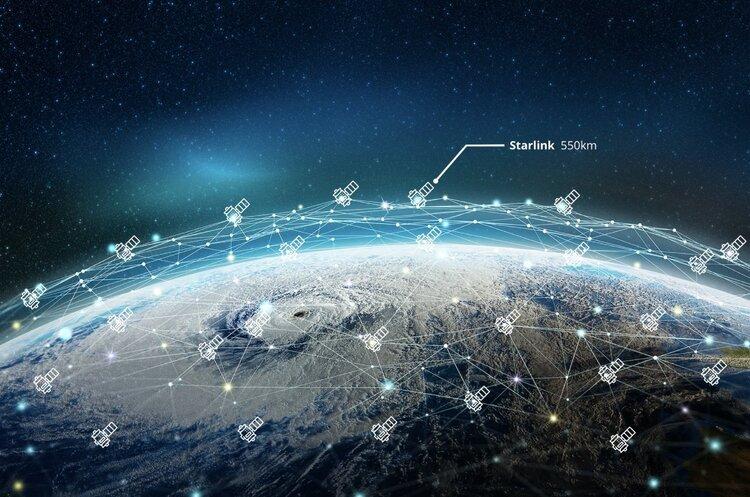 Супутники Starlink забезпечать космонавтів безкоштовним Wi-Fi
