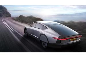 Електромобіль Lightyear One з сонячними панелями надійде в продаж наступного року