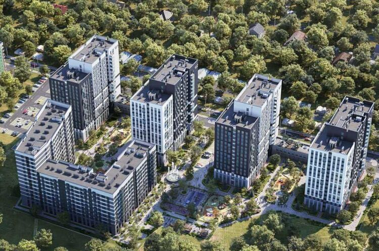 ДАБІ відмовила забудовникові Vyshgorod Sky в отриманні дозволу на будівельні роботи