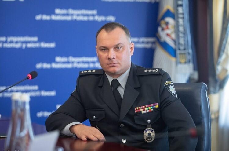 Квартирних крадіжок у Києві щодоби по 10-15 випадків – очільник столичної поліції
