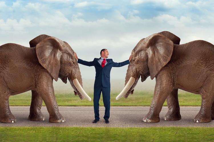 Між двох вогнів: як медіація дозволить бізнесу ефективніше розв'язувати конфлікти