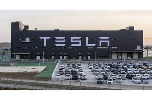 Tesla анонсувала на 9 жовтня відкриття Gigafactory в Берліні