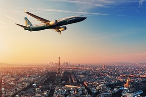 Авіакомпанії України збільшили пасажирські перевезення у січні-серпні на 96,1%