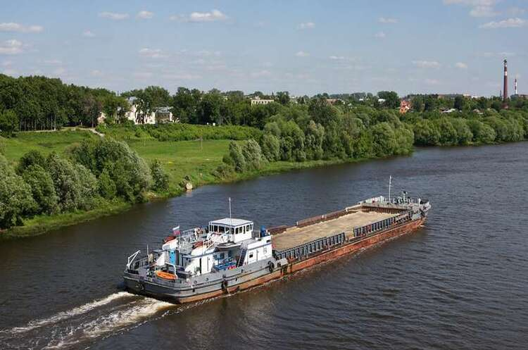 Річкою Стир у Луцьку планують запустити вантажні перевезення