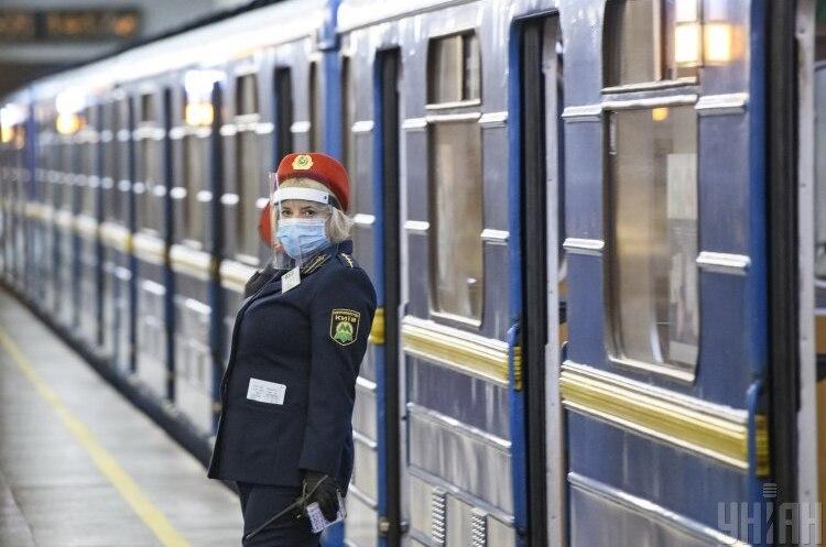 Збиток київського метрополітену за I півріччя сягнув маже 1,2 млрд грн