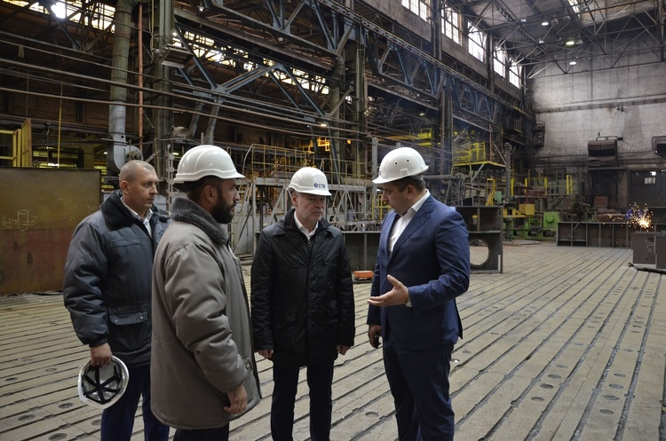 Швейцарська Stadler побудує два заводи у Харкові