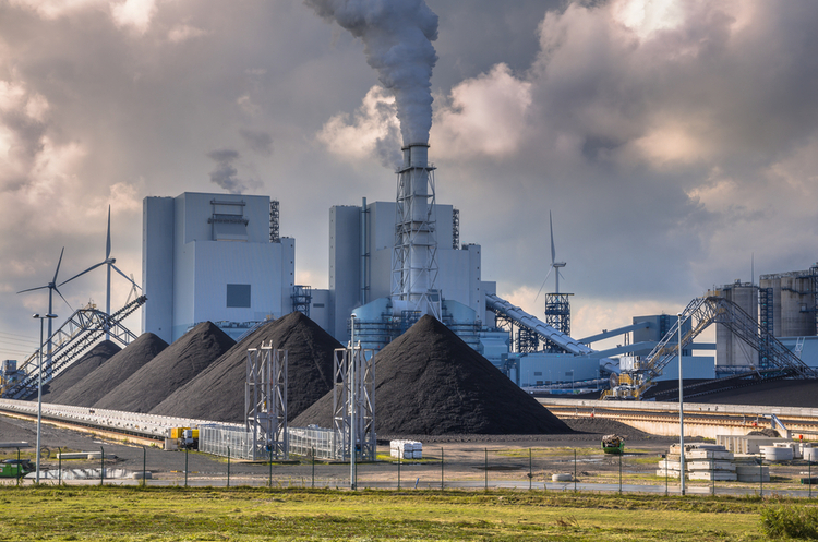 У США майнінгова компанія купила теплову електростанцію для перетворення вугільних відходів у біткойни