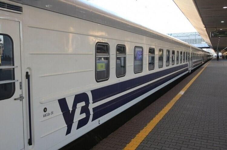Україна відправляє перший контейнерний поїзд з експортом до Китаю