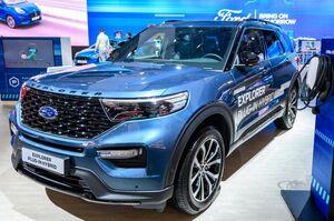 Ford інвестує $11 млрд у розвиток електромобілів