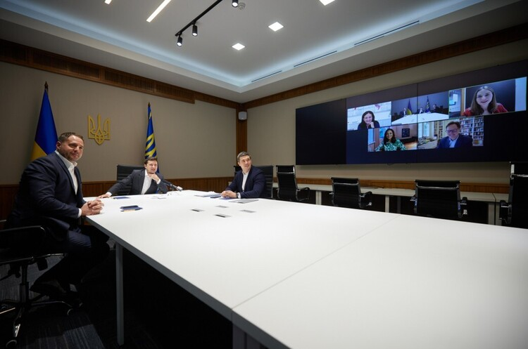 ІТ-галузь України може зрости до 10% ВВП за два-три роки – Зеленський