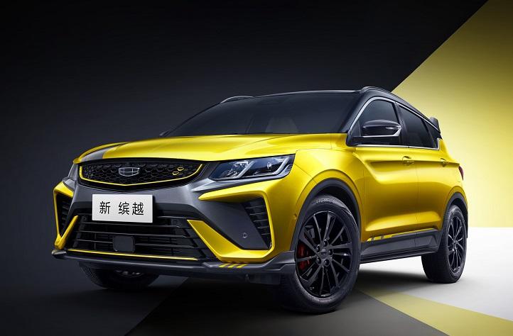 Китайський автовиробник Geely запустить виробництво смартфонів