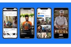 Facebook запустила аналог TikTok - сервіс коротких відеороликів Reels
