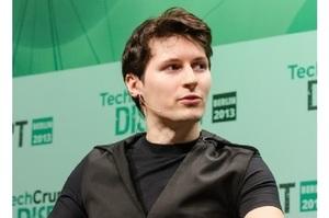 Дуров пояснив, чому в Telegram заблокували канал противників вакцинації