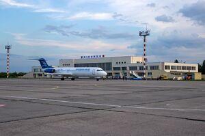 Вінниця залучила кредит «Укрексімбанку» на 300 млн грн для реконструкції аеровокзалу