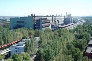 НЗФ планує зупинити роботу понад третини пічних агрегатів
