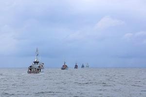 Спільні навчання НАТО і Грузії пройшли у Чорному морі