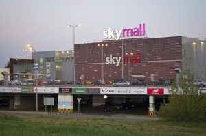 Журналісти запитували Мецгера про $60 млн кредиту на купівлю ТРЦ Sky Mall – т.в.о. голови «Укрексімбанку»