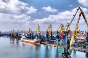 Вантажообіг портів України у січні-вересні-2021 скоротився на 10,7% – АМПУ