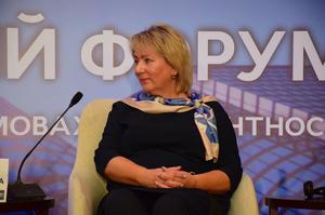 Голова Верховного Суду Данішевська йде з посади