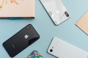 Apple імпортувала першу офіційну партію своєї продукції в Україну