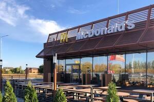 McDonald's відкрив перший в Україні ресторан біля автотраси