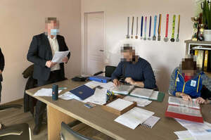 Прокуратура проводить обшуки в департаменті молоді та спорту КМДА