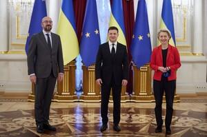Двадцять третій Саміт Україна–ЄС розпочався у Києві