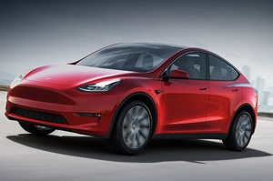 Tesla встановила рекорд у продажах автомобілів китайського виробництва